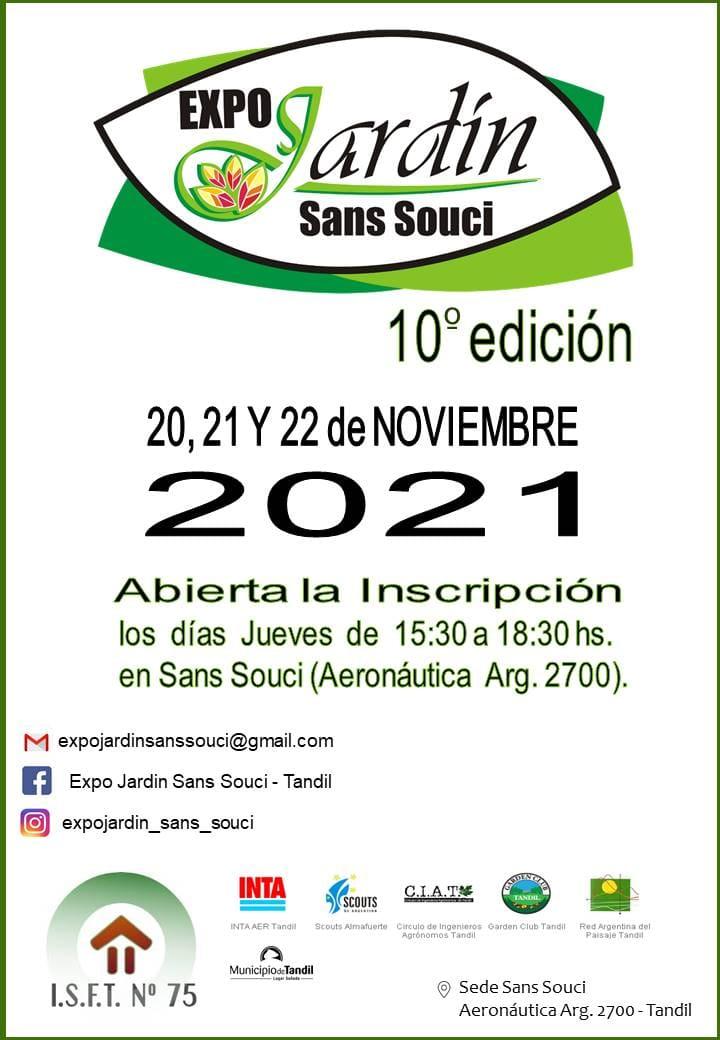Expo Jardín 2021